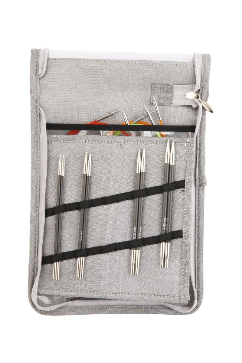 KnitPro Karbonz Deluxe Interchangeable Needle Set