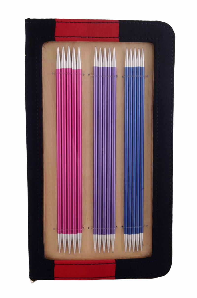 KnitPro Royale Double Pointed Knitting Needle Sets DPNs 15cm or 20cm